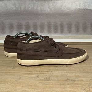 Sperry Topsider Generic Supply Suede Shoe / 10